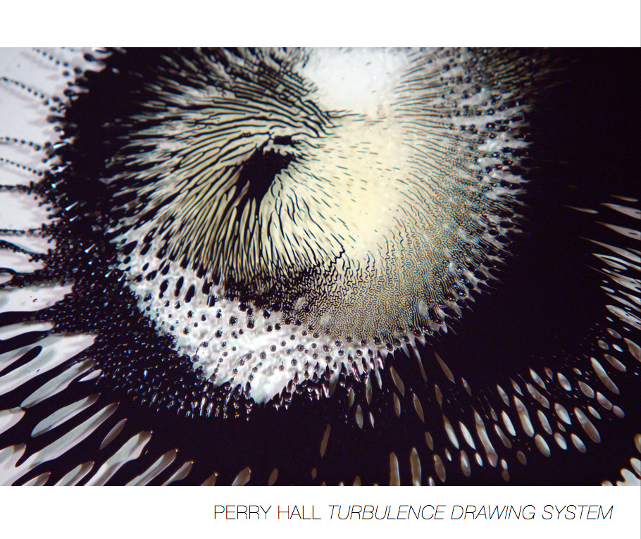 PERRY HALL STUDIO - TURBULENCE DRAWING SYSTEM Print series from the painting film Turbulence Drawing System, oil, acrylic and various paints filmed live by artist Perry Hall. 2014. 72 pages with 62 full-color images printed on ProPhoto Lustre-Finish White paper. 10 x 8 inches (Landscape). Softcover and high quality PDF download. To Purchase and book preview: http://www.blurb.com/b/7829322-turbulence-drawing-system