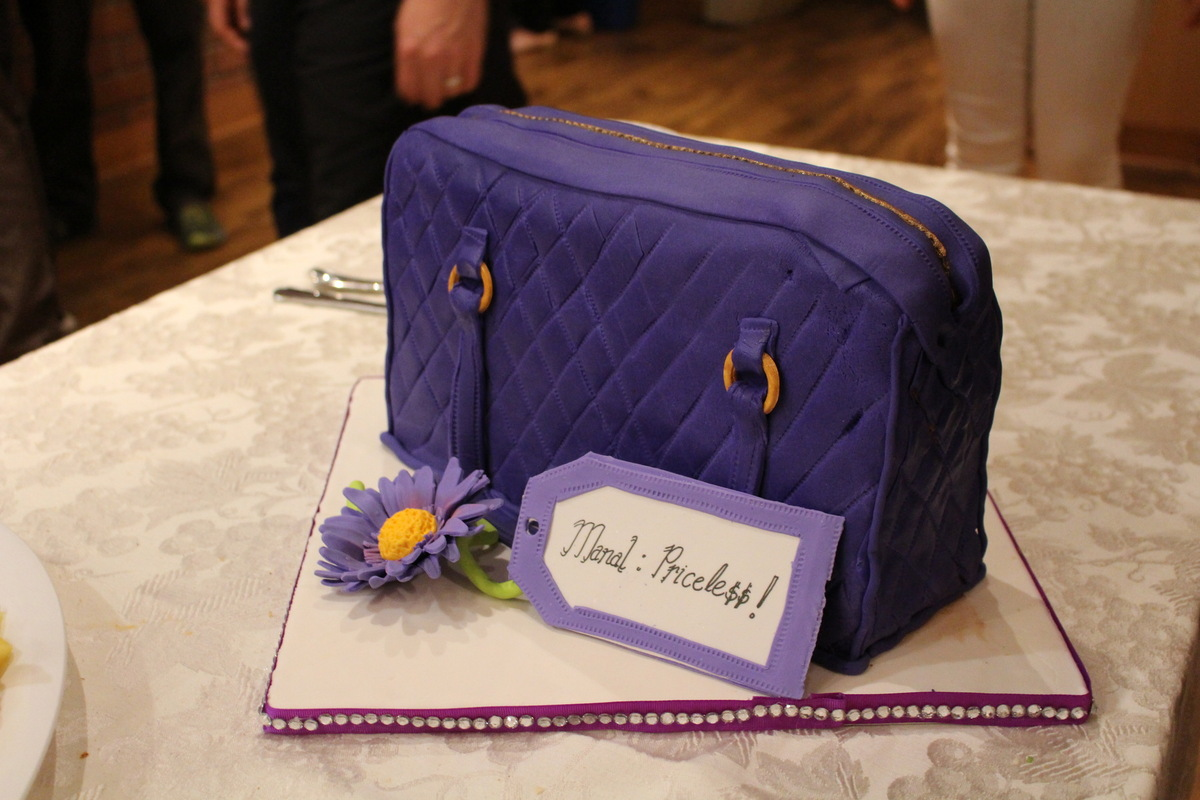 Simply Cakes - Birthday Party - Purse Enthusiast