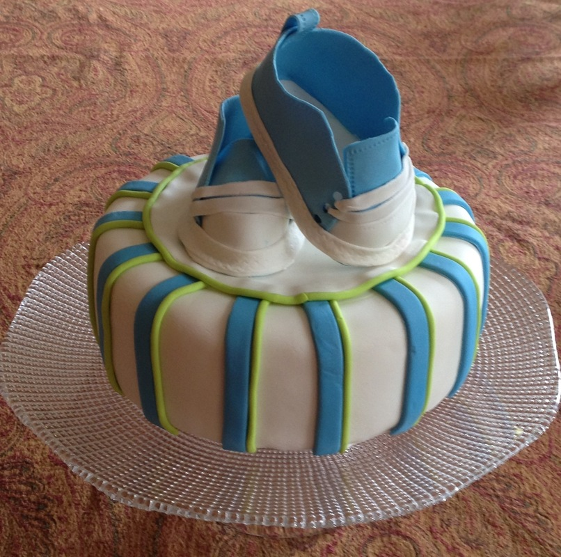 Simply Cakes - Baby shower - Its a Boy!