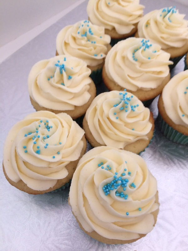 Simply Cakes - Cupcakes from a #1 arrangement