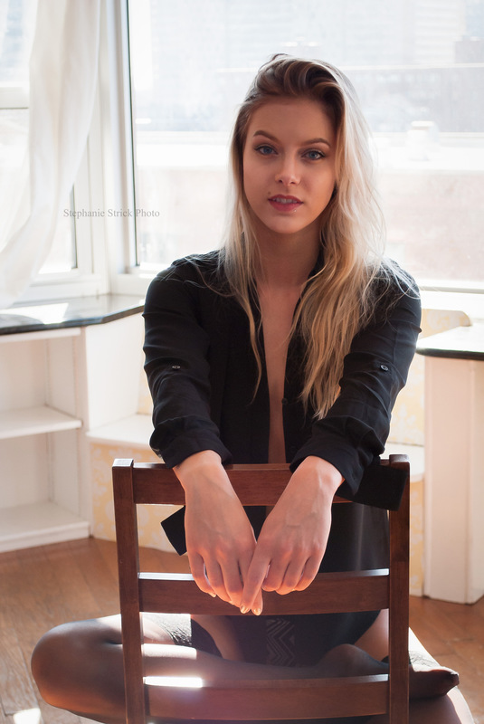 Stephanie Strick -