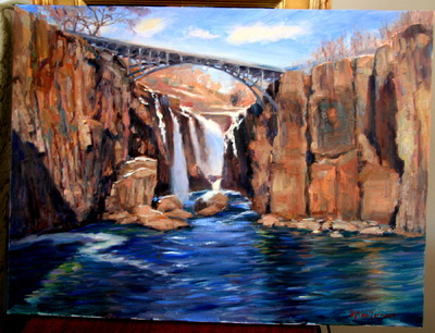 Angresano Studio - The Great Falls