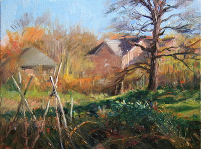 Angresano Studio - Closter Farm, Fall