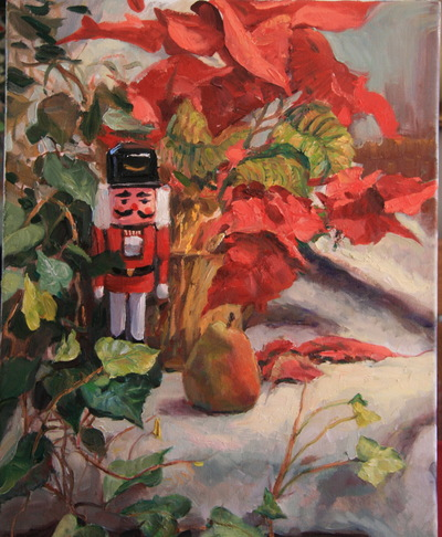 Angresano Studio - The Nutcracker 20x24 Oil