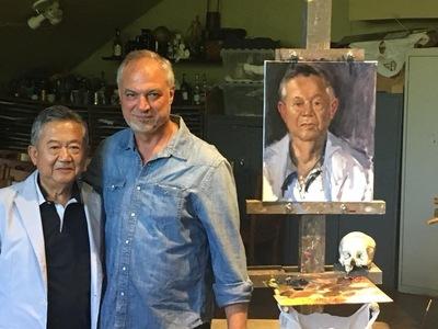 Angresano Studio - Portrait,,,of,,,Tai