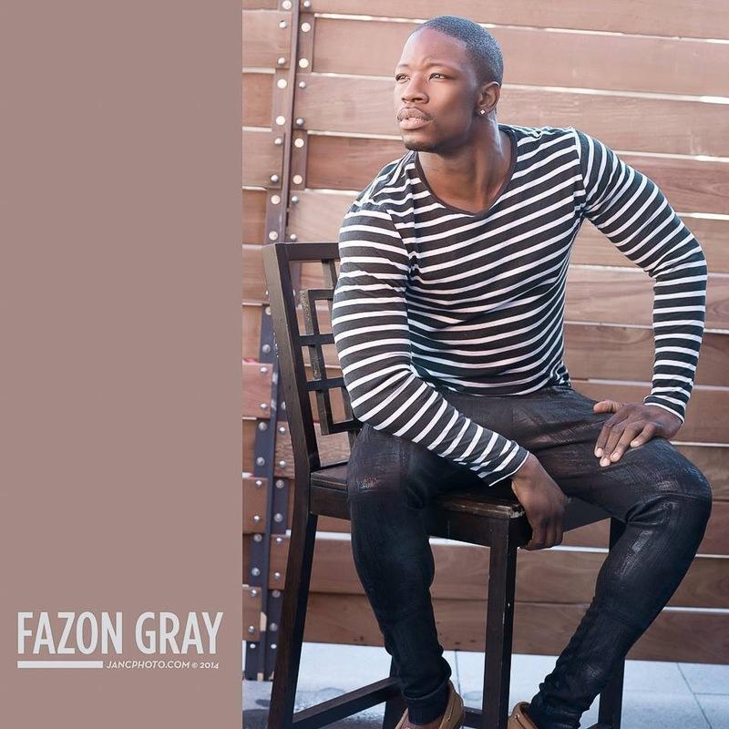 Fazon Gray -