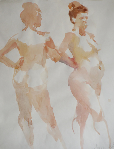 Susan Weintraub Watercolors -