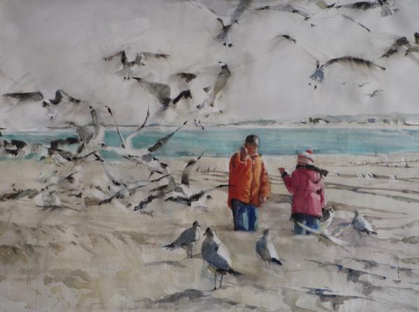Susan Weintraub Watercolors