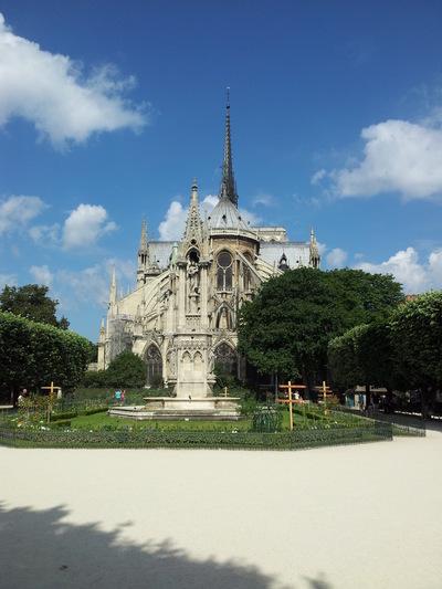 Damon Lum Photography - Serenity, Cathédrale Notre Dame de Paris