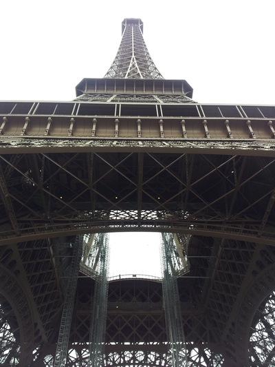 Damon Lum Photography - Its a Bird, Eiffel Tower - Paris.