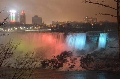 Damon Lum Photography - American Veil, Niagara Falls