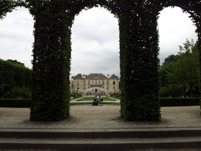 Damon Lum Photography - Auguste View, Musée Rodin
