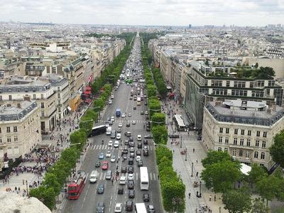 Damon Lum Photography - Les Champs-Élysées