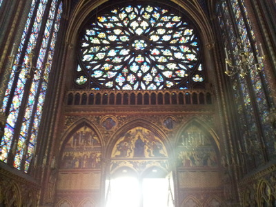 Damon Lum Photography - Emanation, Sainte-Chapelle
