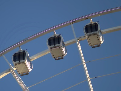 Damon Lum Photography - Three Amigos, SkyWheel, Clifton Hill, Niagara Falls