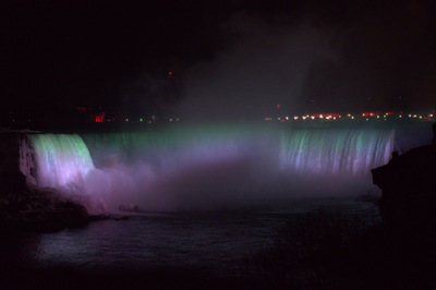 Damon Lum Photography - Lighten Up, Horseshoe Falls