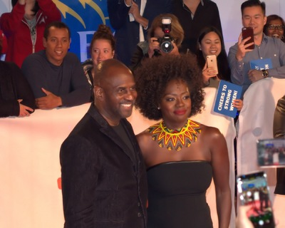 Damon Lum Photography - Viola Davis and Julius Tennon