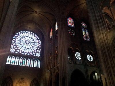 Damon Lum Photography - Kiss From a Rose, Cathédrale Notre Dame de Paris