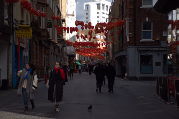 Damon Lum Photography - Lucky, Chinatown, London