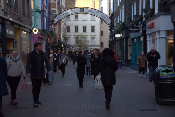 Damon Lum Photography - Carnaby Street, London