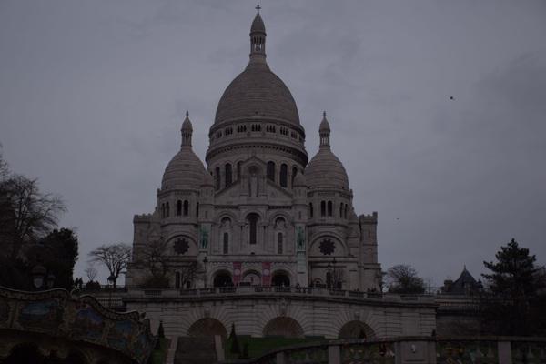 Damon Lum Photography - Its a Bird 2020, Sacré-Cœur Basilica, Paris