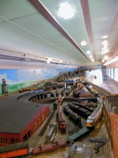 Harlansburg Station -
