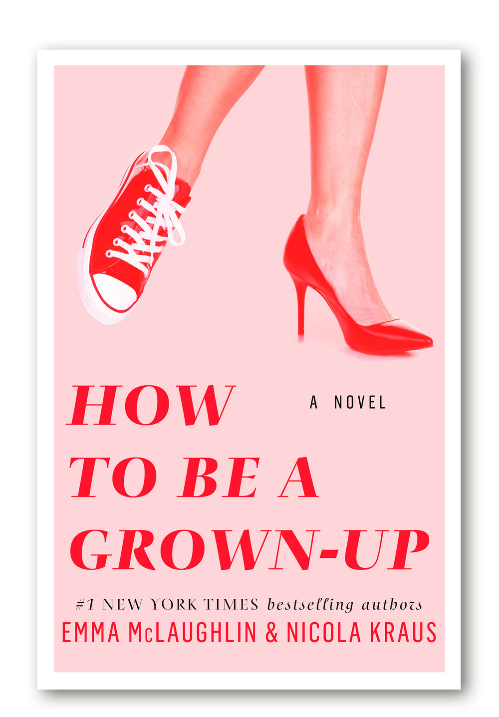 Chelsea McGuckin Design - Atria Books, July 2015