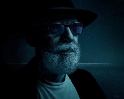 robert thibault - Un homme à la mer