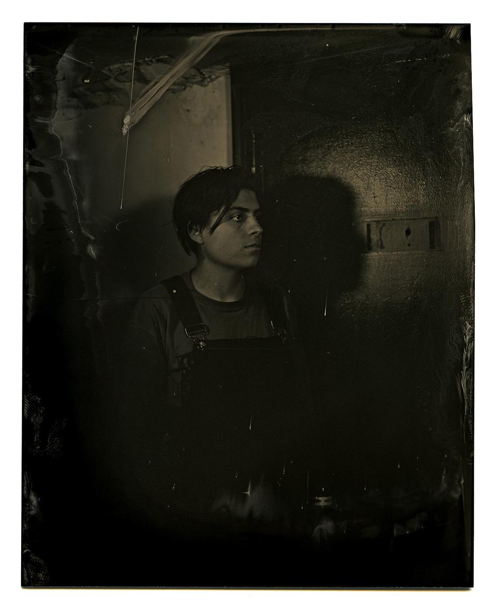 Brian Garbrecht - Rebecca 2017