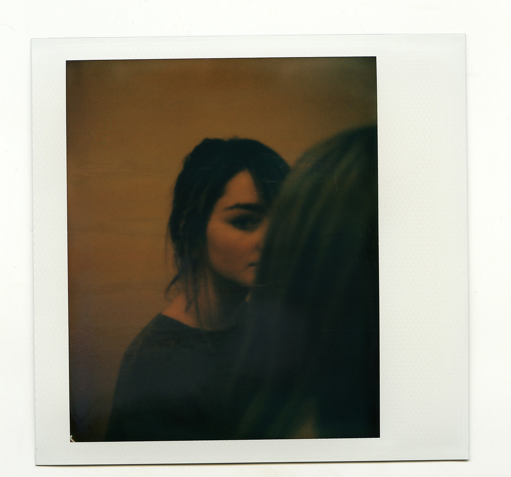 Brian Garbrecht - Without Impossible Project Spectra instant film. 2018.