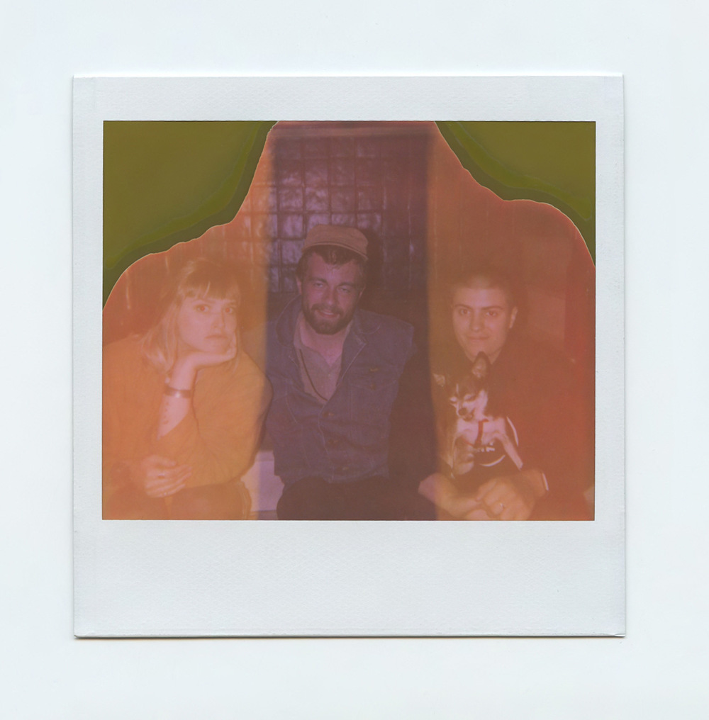Brian Garbrecht - And The Kids 5.22.18 Expired Polaroid Spectra instant film. 2018