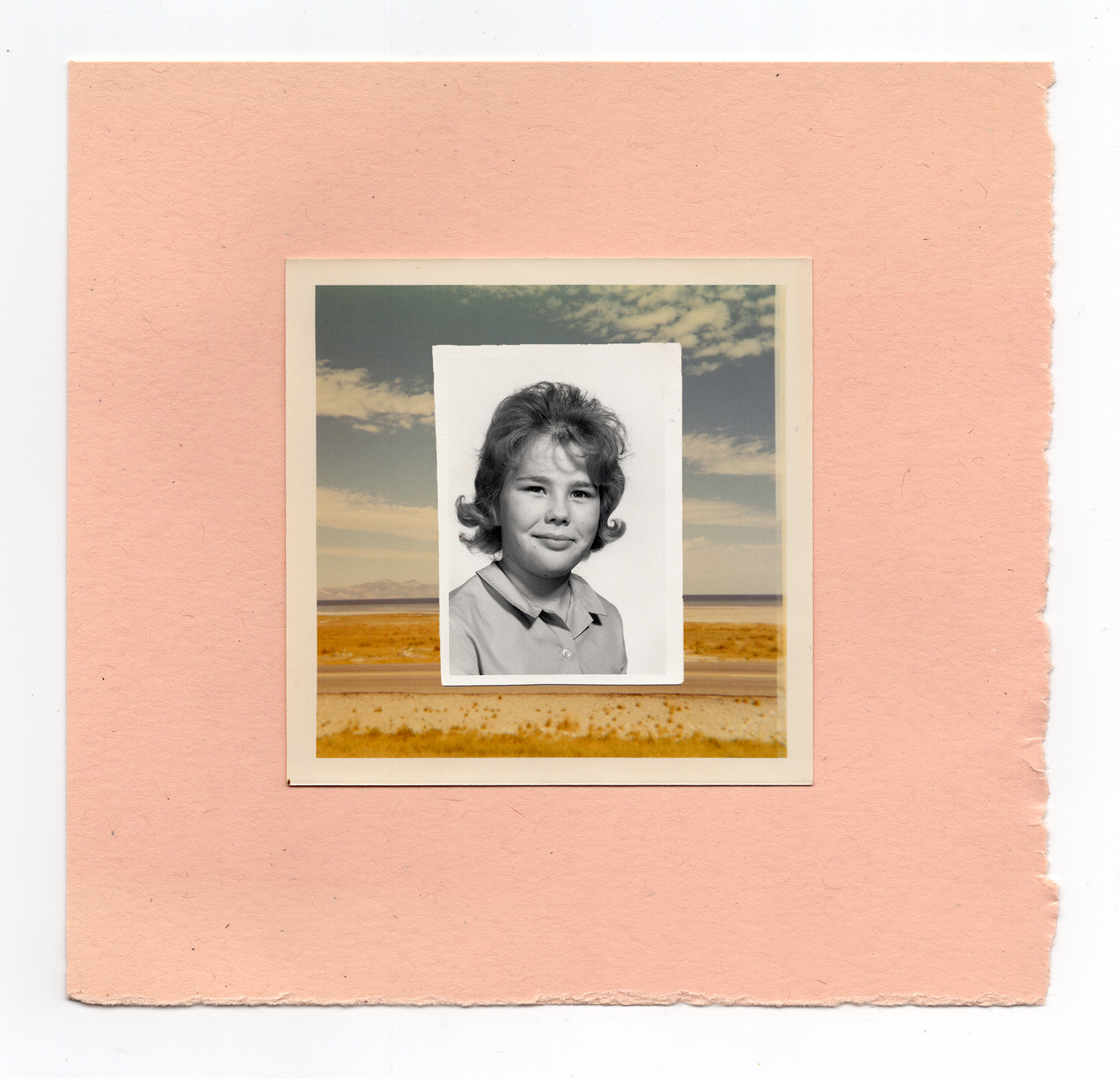 Brian Garbrecht - Ode to Mom 2020. Layered Family Archive on Paper.