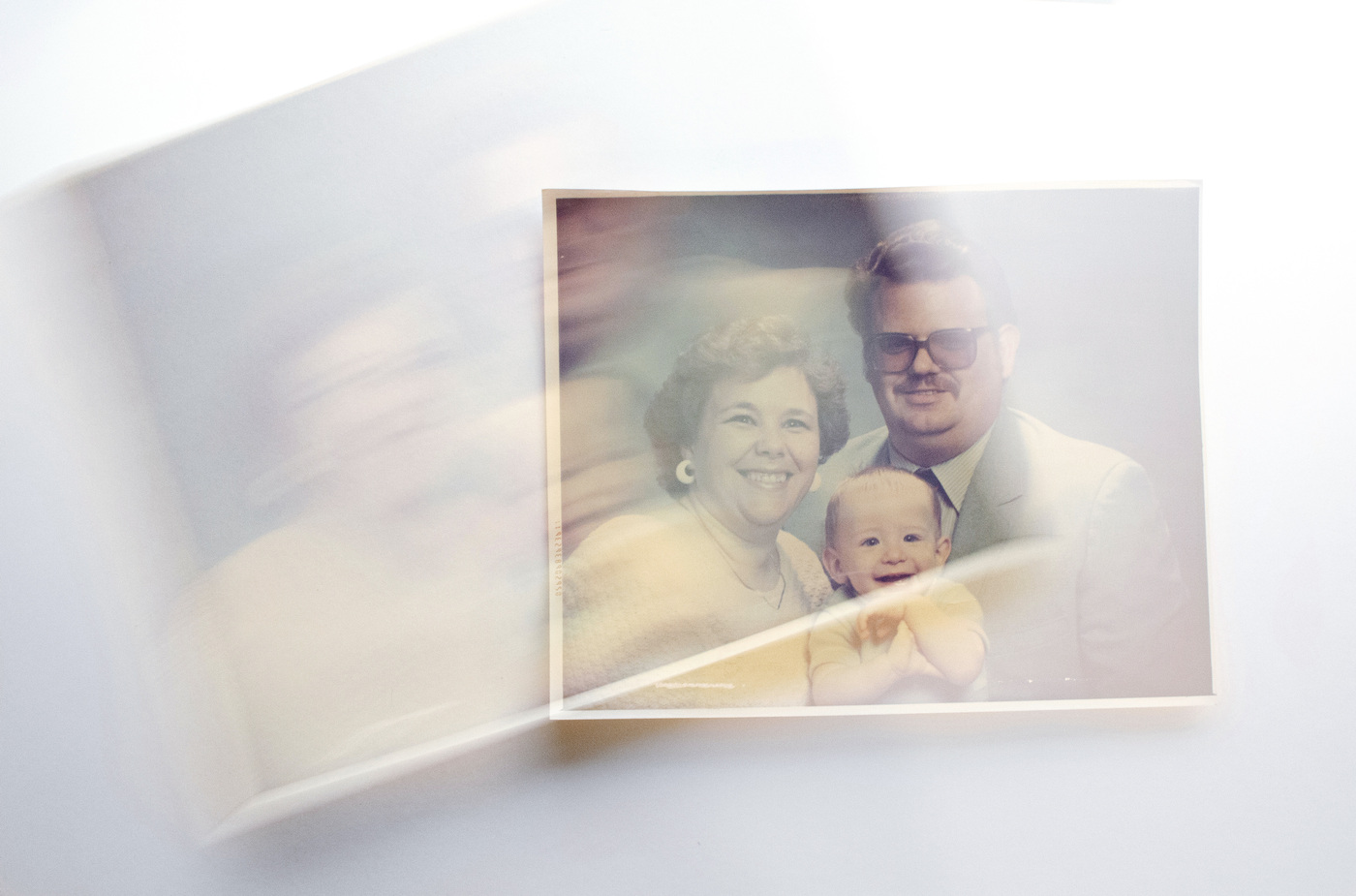 Brian Garbrecht - Uncertainty 2020. Digital Photograph of Family Archive.