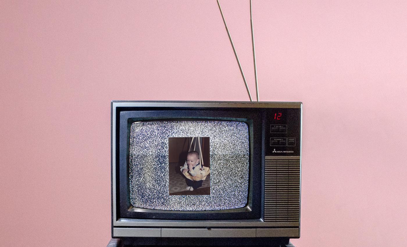 Brian Garbrecht - Television 2021. Digital Photograph.