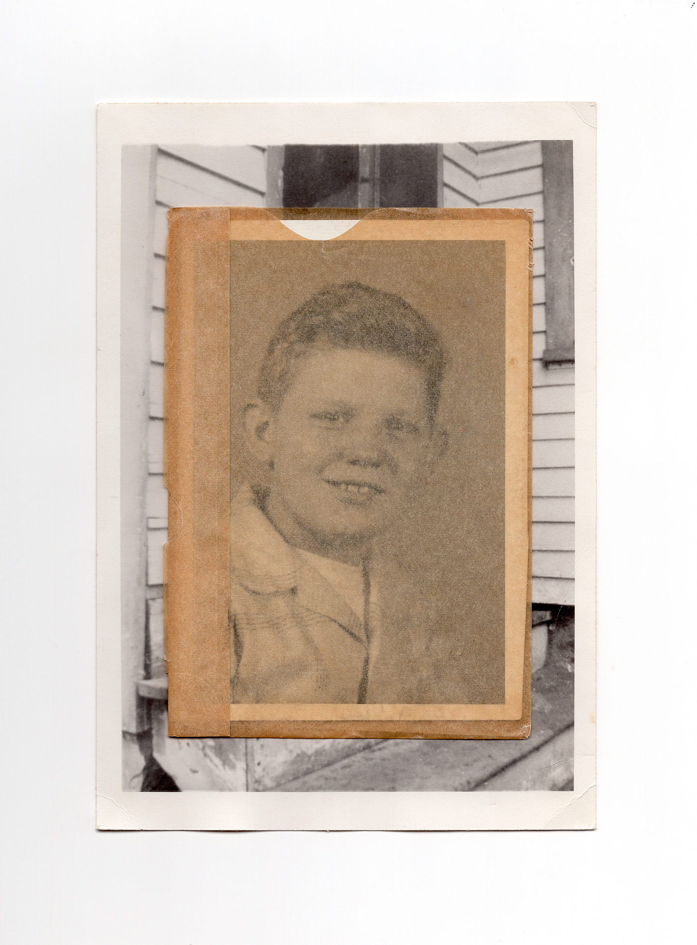Brian Garbrecht - Johnny Boy 2020. Layered Family Archive.