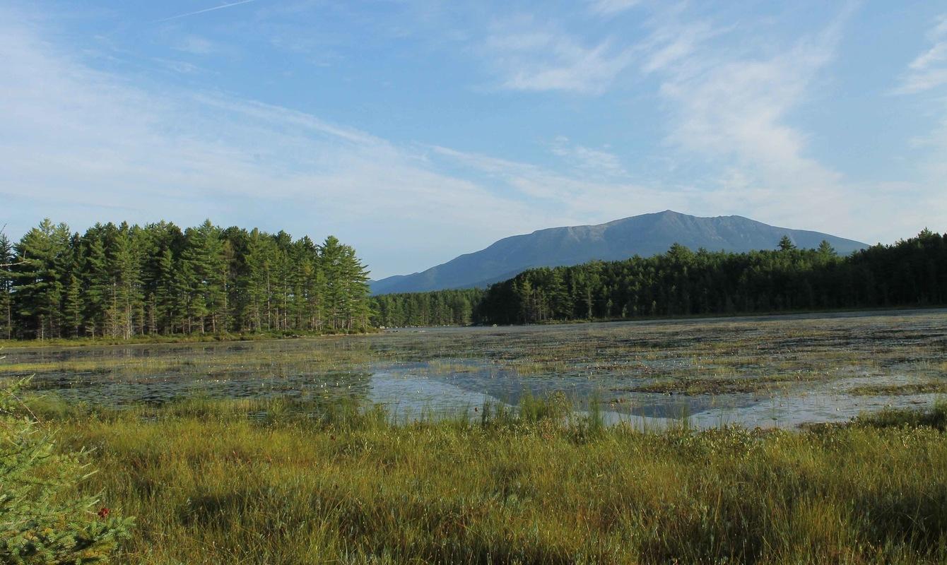 Rachel Leeson - Mount Katahdin, Maine