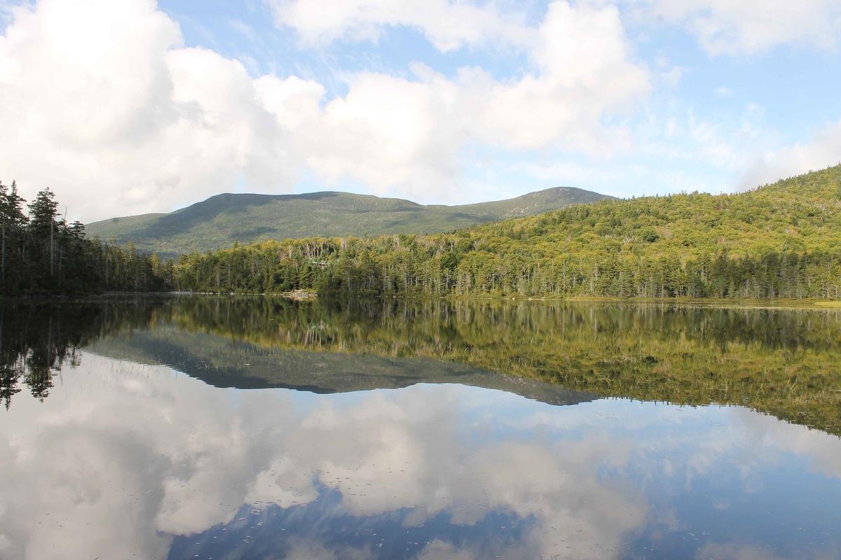 Rachel Leeson - Lonesome Lake, Cannon Mountain, New Hampshire