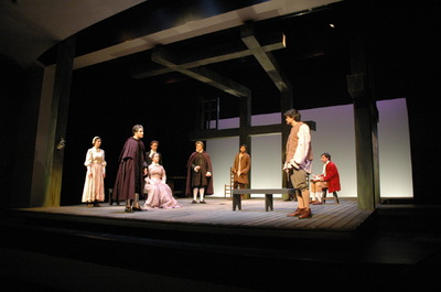 Loyd Lighting Design - The Crucible - Rider University