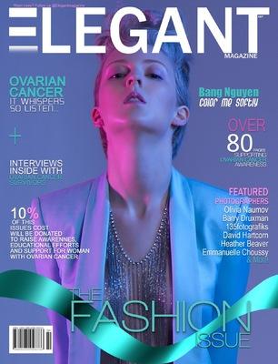 Jenai Dominique - Elegant Magazine Featuring Primitive