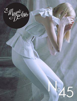 Jenai Dominique - MagPie Darling London FashionMagazine Featuring Odette