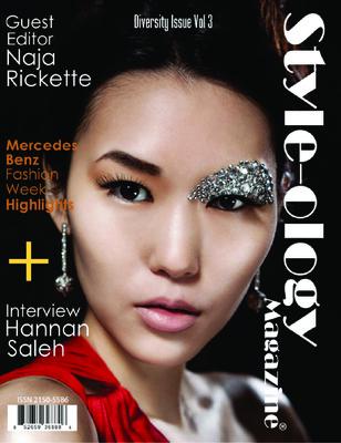 Jenai Dominique - Styleology Magazine Featuring End of Summer