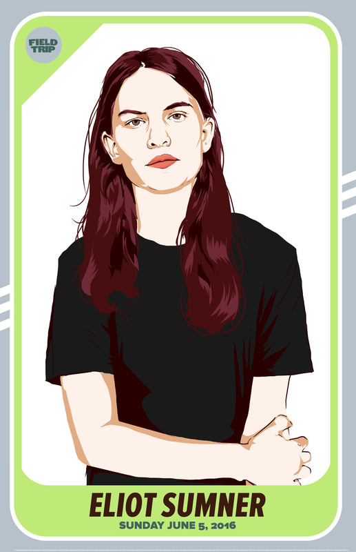 Andrew Mitchell | Graphic Artist - Eliot Sumner