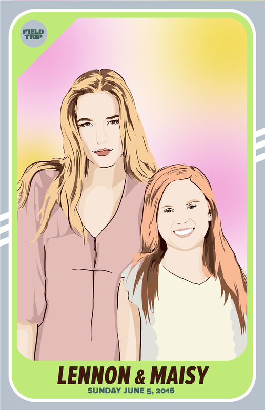 Andrew Mitchell | Graphic Artist - Lennon & Maisy