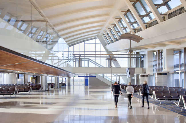 Derek Scott Price Resume - LAX Airport - Tom Bradley Expansion