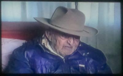 Elisa Lemus - Don Masi en una entrevista del 1994 a los 107 años.