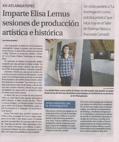 Elisa Lemus -