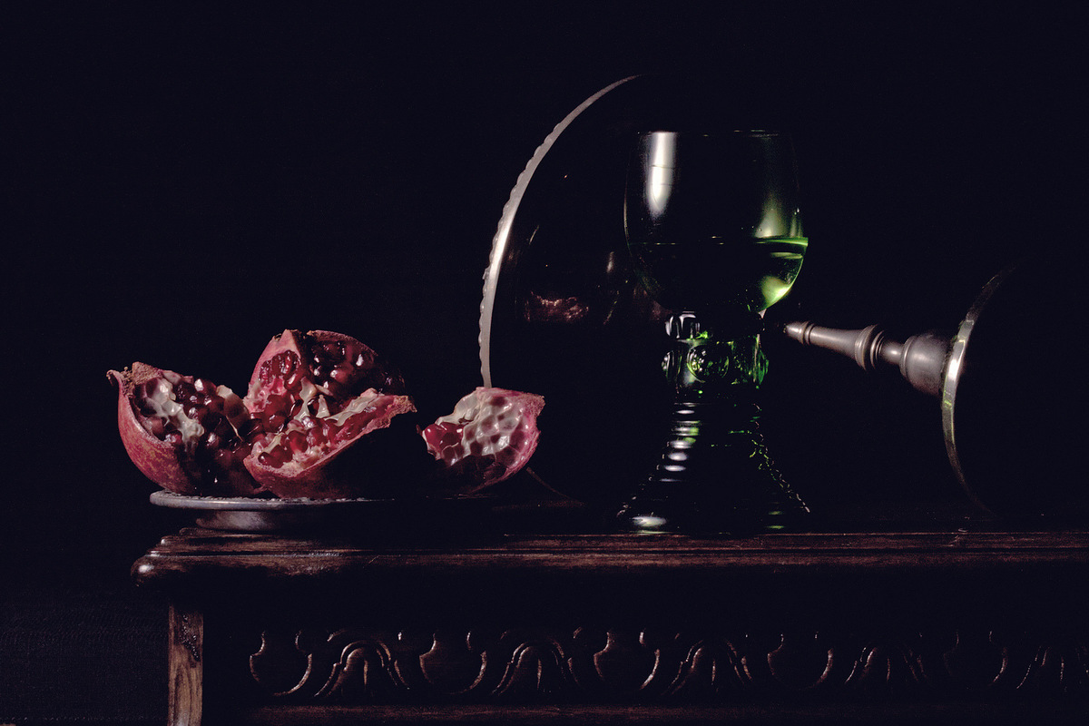 Still Life by Rachel Slepekis - The Chalice