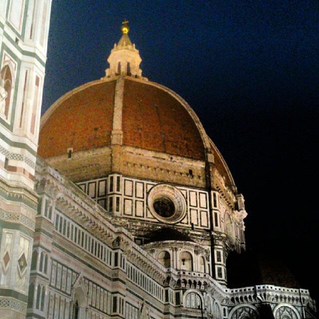 Design&Art - Duomo at night