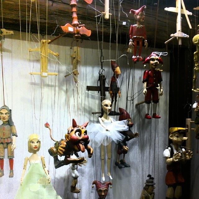 Design&Art - Marionetas