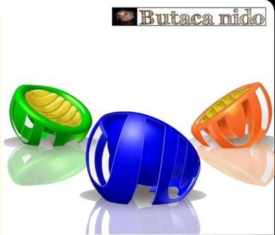 Design&Art - Butaca Nido